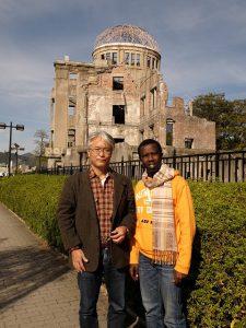 広島での平和学習
